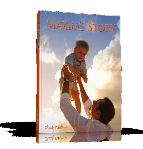 Maxim's Story E-Book