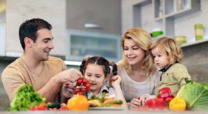 Children Develop Healthy
